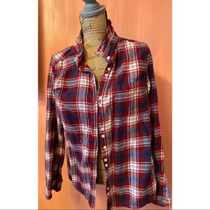 Roxy Plaid Shirt